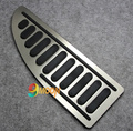 Stainless steel Footboard Pedal Foot Rest Pedal cover For Ford Focus 2 Focus 3 Focus 4 MK2 MK3 MK4 Fiesta Mondeo Fusion Kuga