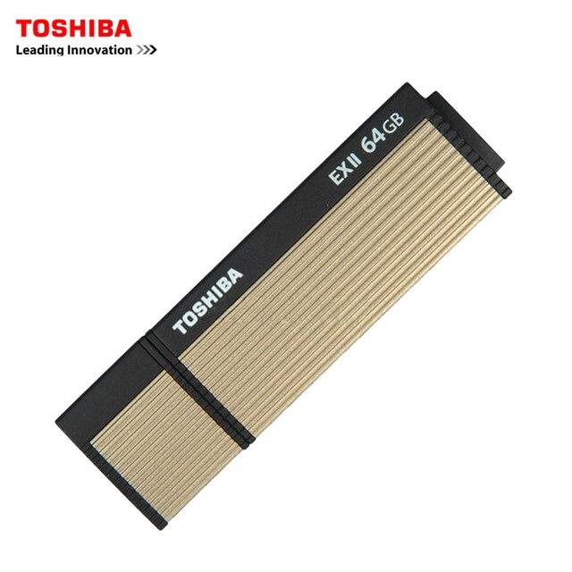 TOSHIBA USB flash drive USB 3.0 64 ГБ Реальная Емкость V3OS2 64 Г USB качества флэш-накопитель Memory Stick флэш-Накопитель Бесплатная доставка 222 М/с