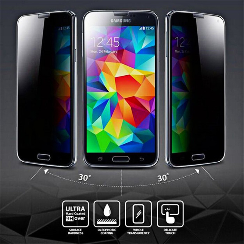 Anty-spy-screen-for-Samsung-J5-J7-2016-9H-Anti-Spy-Privacy-Protector-Tempered-Glass-film