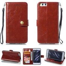 Excellent Vintage wallet flip cover case for Xiaomi Redmi note 5 plus