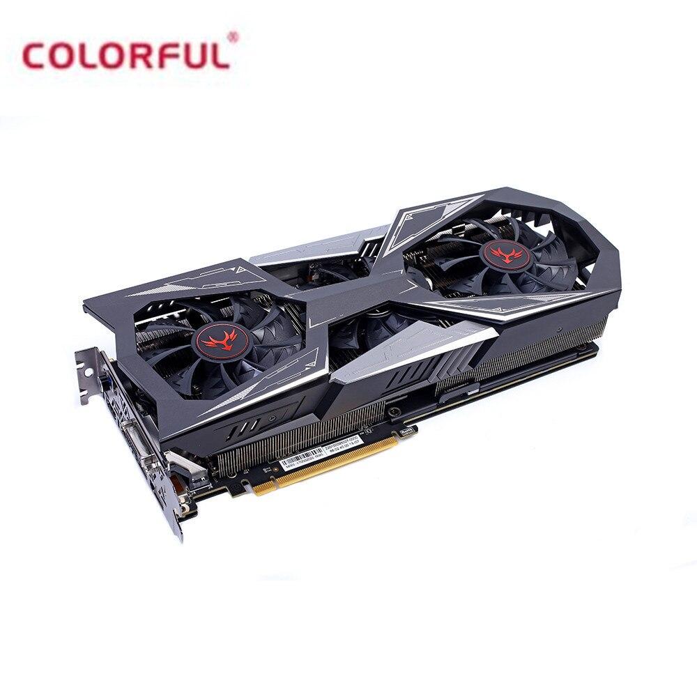 Colorful NVIDIA iGame GeForce GTX 1080Ti Vulcan X OC Video