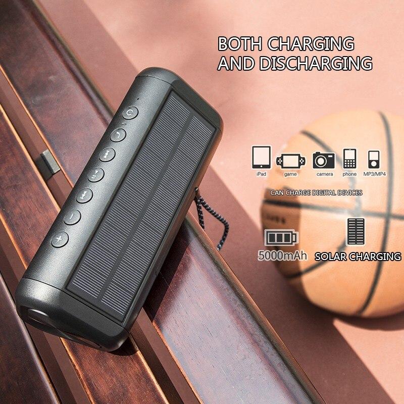 Column Mini Wireless Bluetooth Speaker TF USB FM Portable Music Loudspeakers Hand-free call For iPhone 6 Phone PC Speaker portable usb2 0 bluetooth v2 1 edr stereo mini speaker w hand free tf funcrtion blue black