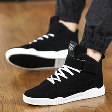 UTENAG Spring Autumn Men Casual Shoes Fashion Flats Brands Comfortable male footwear high quality Black Red Blue Gray Sneakers