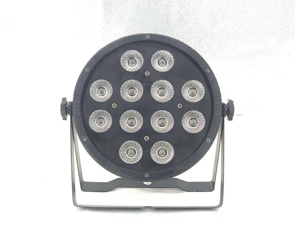 led par light dj Disco light Stage Lighting Par Led  12x12w RGBW 4in1 Stage Par Light dmx led Bar Strobe Dimming Effect light dmx par led rgbwdmx controller - AliExpress