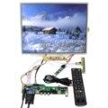 HDMI VGA AV USB RF LCD плата контроллера 4 провода резистивная сенсорная панель 15 дюймов 1024x768 ЖК-экран 30 контактов разъем LVDS