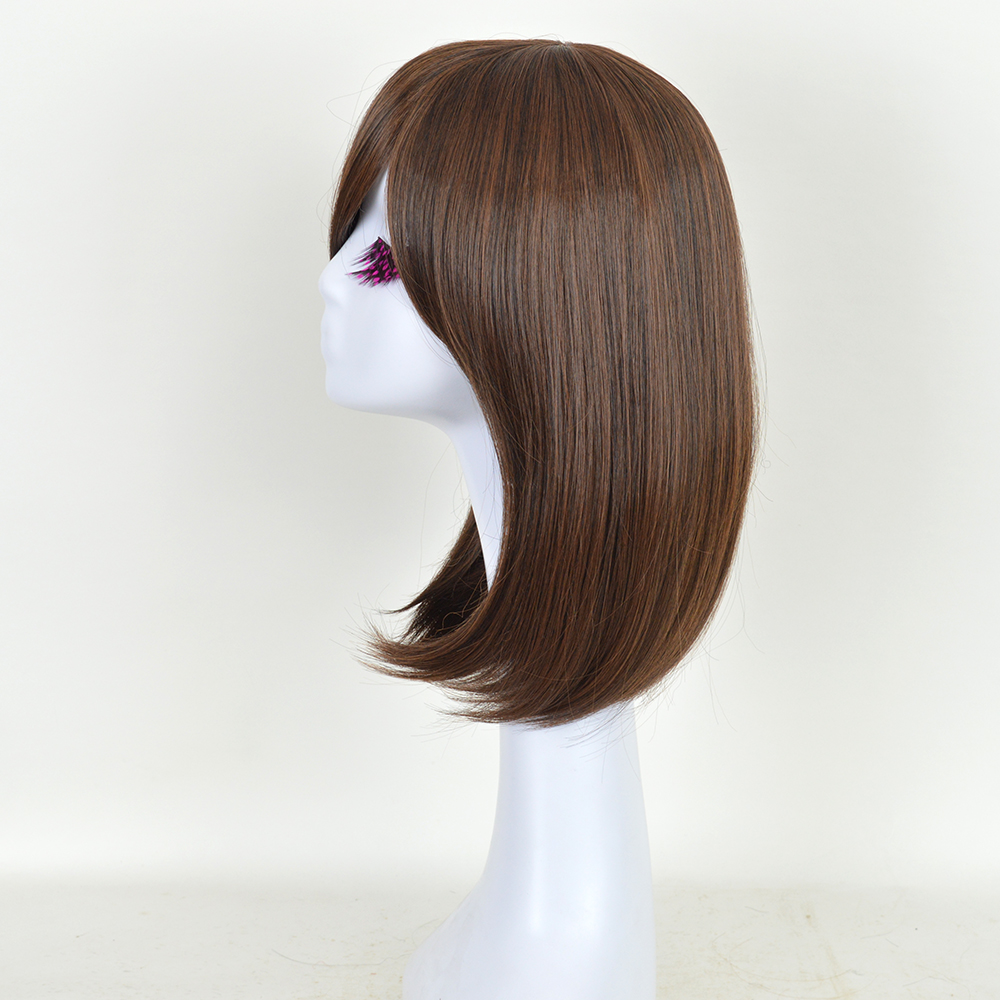 Hairpiece Synthetic discount Bob 4