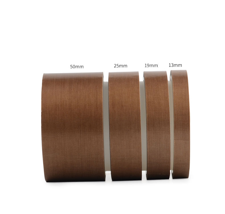 50mm*10M *0.25mm Thick PTFE Teflon Tape Hi-temp for Electric Insulation Hot Seal