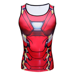 Civil war 3 iron man 3d printed superman professional vest muscle fitness mens bodybuilding tank top.jpg 250x250