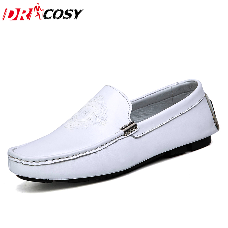 High Quality Genuine Leather Men Driving Shoes Moccasins Men Loafers Slip On Breathable Casual Boat Shoes Gommino Plus Size36-47 наушники akg y50bt blue
