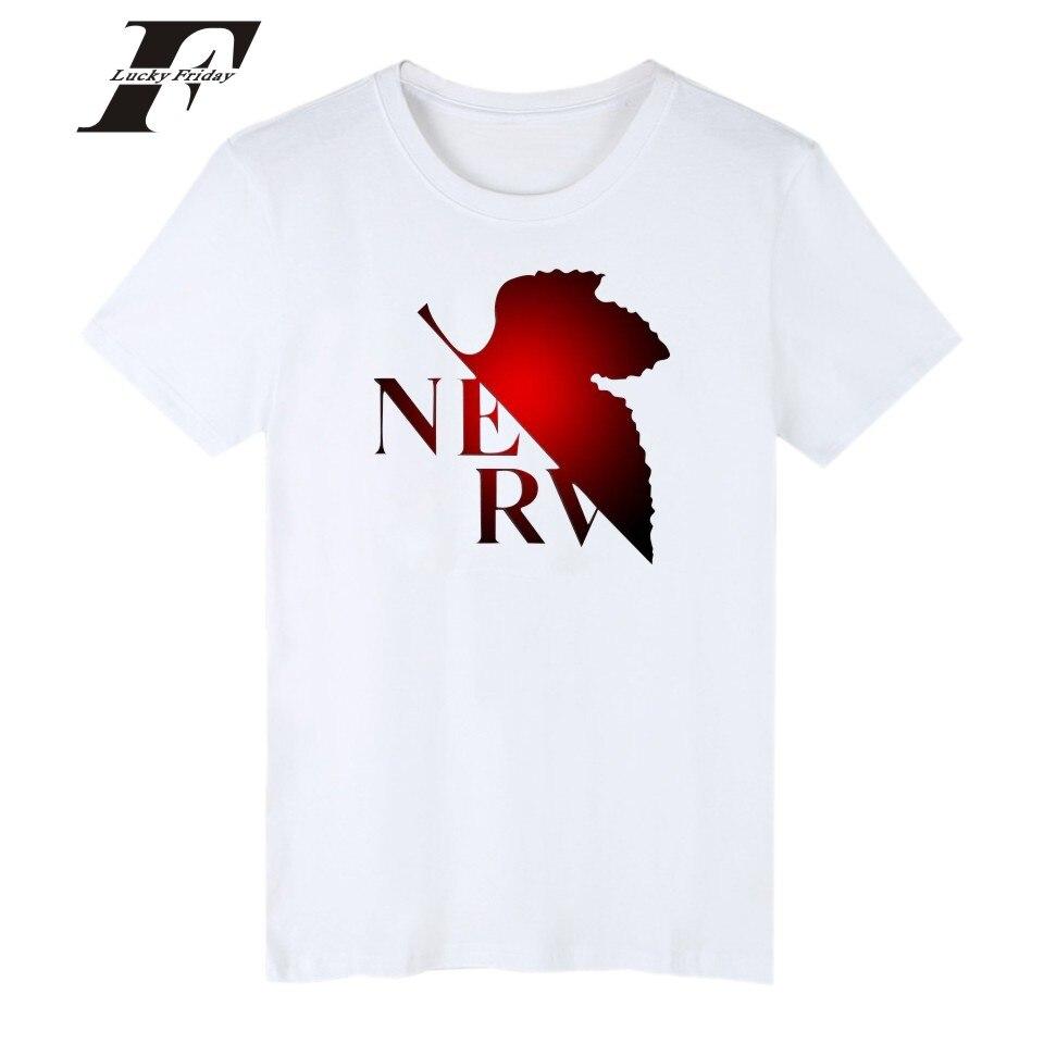 T shirt japanese design - Evangelion Funny Design Clothing Japanese Anime T Shirt Men Funny Short Sleeve T Shirt Summer