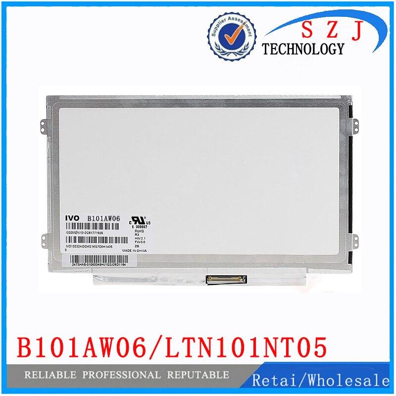 10.1 slim LCD matrice B101AW06 v.1 LTN101NT05 N101I6-l0d BA101WS1-100 pour ACER ASPIRE ONE D255 D260 D257 D27010.1 slim LCD matrice B101AW06 v.1 LTN101NT05 N101I6-l0d BA101WS1-100 pour ACER ASPIRE ONE D255 D260 D257 D270