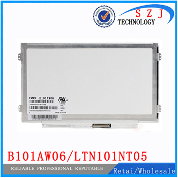 Matriz LCD delgada de 10,1 pulgadas B101AW06 v.1 LTN101NT05 N101I6-l0d BA101WS1-100 para...