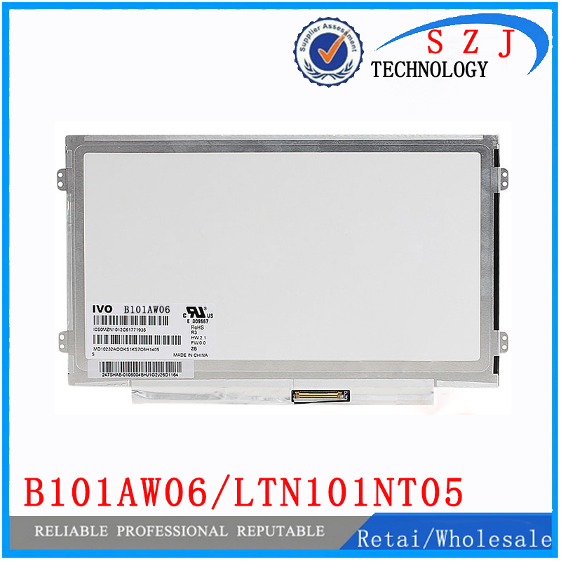 New 10.1 inch slim LED Screen Display B101AW06 LTN101NT05 N101I6 B101AW02 hsd101pfw4 for ACER ASPIRE ONE D255 D260 D257 D270 планшет acer switch one 10 z8300 532gb