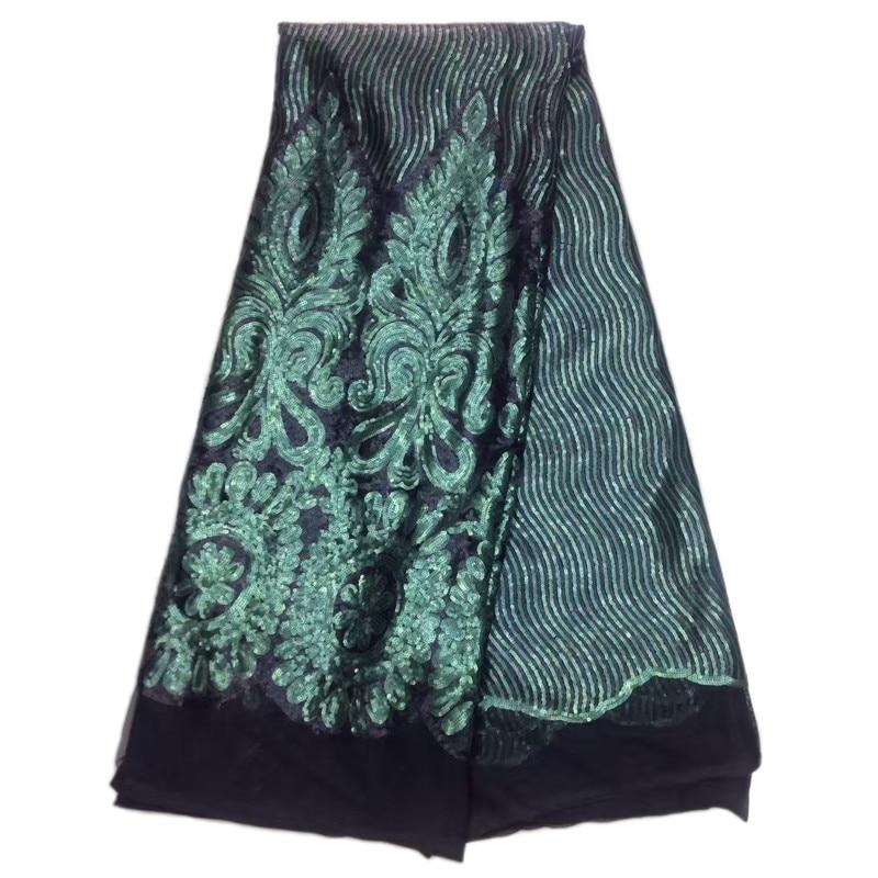 장식 조각 아름다운 자수 나이지리아 얇은 명주 - 예술, 공예, 바느질 - 사진 6