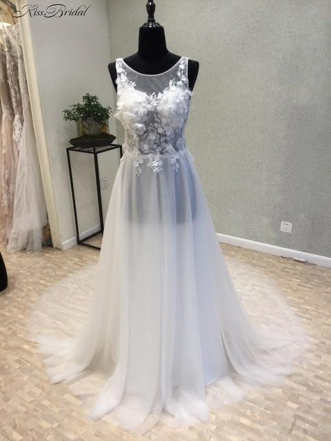 Simple Cheap Wedding Dresses