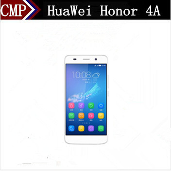 "HuaWei Honor 4A 4G LTE Mobile Phone Snapdragon 210 Quad Core Android 5.1 5"" IPS 1280X720 2GB RAM 8GB ROM 8.0MP Dual Sim"