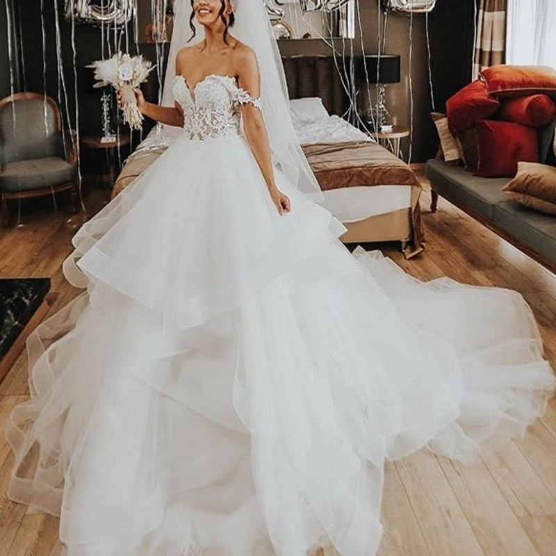 abiti da sposa Gorgeous Wedding Gowns