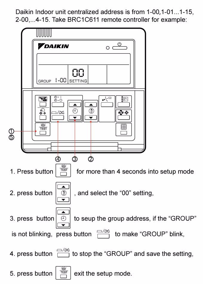 SALE CoolMaster 1000D Daikin VRV Control Air Conditioning ... on
