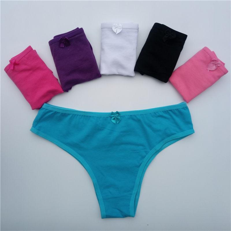 db13dcd190db2 Dropwow FUNCILAC Free shipping 5pcs lot New Women s cotton panties ...