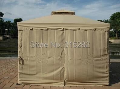 2018 ebay 3*4meter steel Aluminium sun garden umbrella parasol patio outdoor furniture covers sunshade with 4 sides gauze & 2018 ebay 3*4meter steel Aluminium sun garden umbrella parasol patio ...