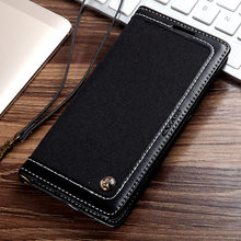 Note 9 Denim+ PU Leather Case For Samsung Galaxy S7 edge Case Flip Wallet Cover For Samsung Galaxy s8 S8 Plus s9 Plus note 8 9