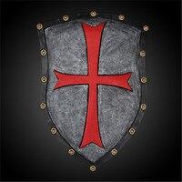 Comiket Cos להתלבש אבזרי ליל כל הקדושים להראות קמפוס מגן PU רומא העתיקה סימולציה נשק X817-4
