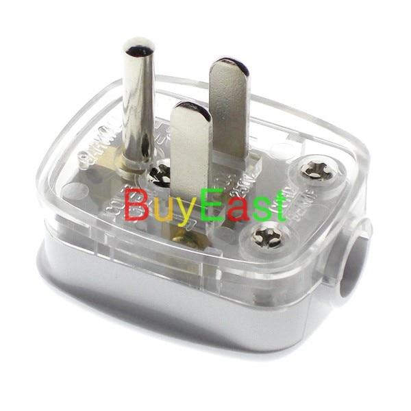Лот 10 США/Канада заземленной DIY rewireable Мощность <b>Plug</b> ...