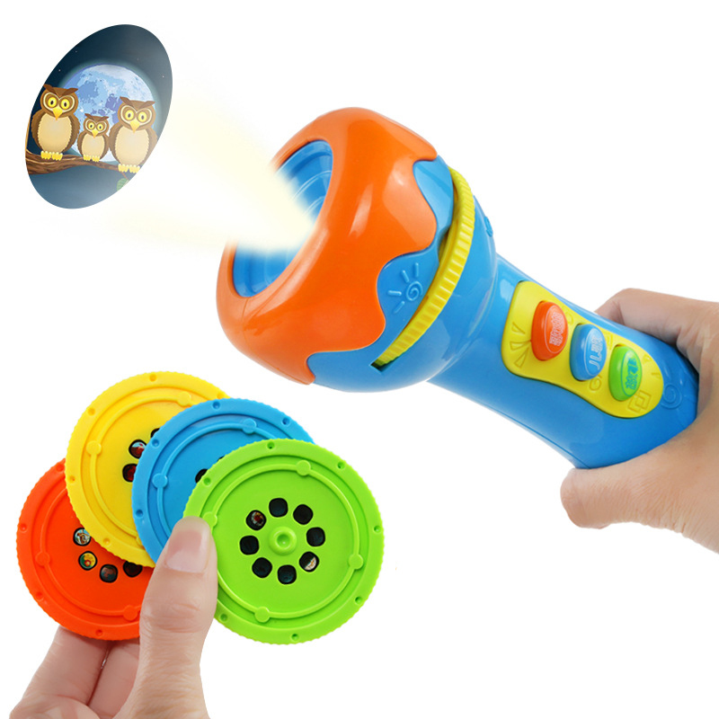 Aliexpress.com : Buy Projector Flashlight Children Toy ...