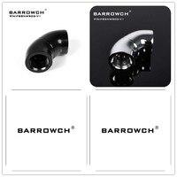 Encaixes giratórios de barrowch FBSNW902-V1  adaptador giratório da serpente de 90 graus (macho ao macho)  dispositivo do dissipador de calor do refrigerador de água