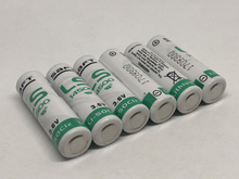 20PCS/LOT Brand New Version SAFT LS14500 AA 3.6v lithium battery Batteries Made in France Free Shipping