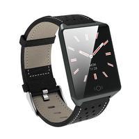 ALLOYSEED CK19 Smart Wristwatch Bluetooth IP67 Waterproof 1.3inch Heart Rate Monitor Pedometer Fitness Tracker Smart Watch