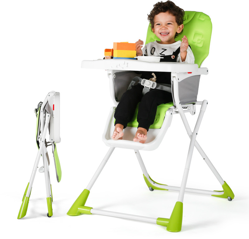 ФОТО 2016 newest arrival light folding baby chair portable multifunctional dining chair free shipping