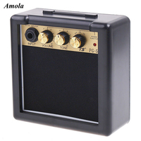 PG 5 5W Electric Guitar Amp Amplifier Speaker Volume Tone Control Electric Guitar Parts Accessories