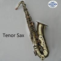 Wholesale Copy Henri Selmer Tenor Saxophone Instruments Reference 54 Bronze