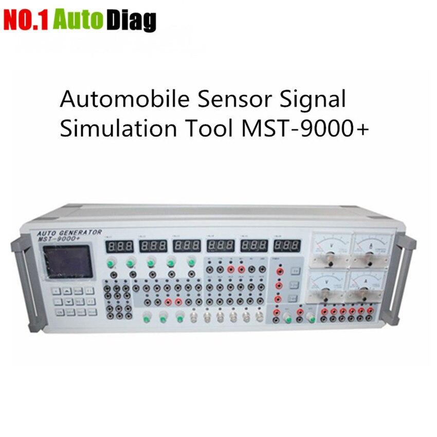 US $615 0 |Best Quality Original MST 9000+ Automobile Sensor Signal  Simulation Tool MST 9000+ MST9000 DHL Free Shipping on Aliexpress com |  Alibaba