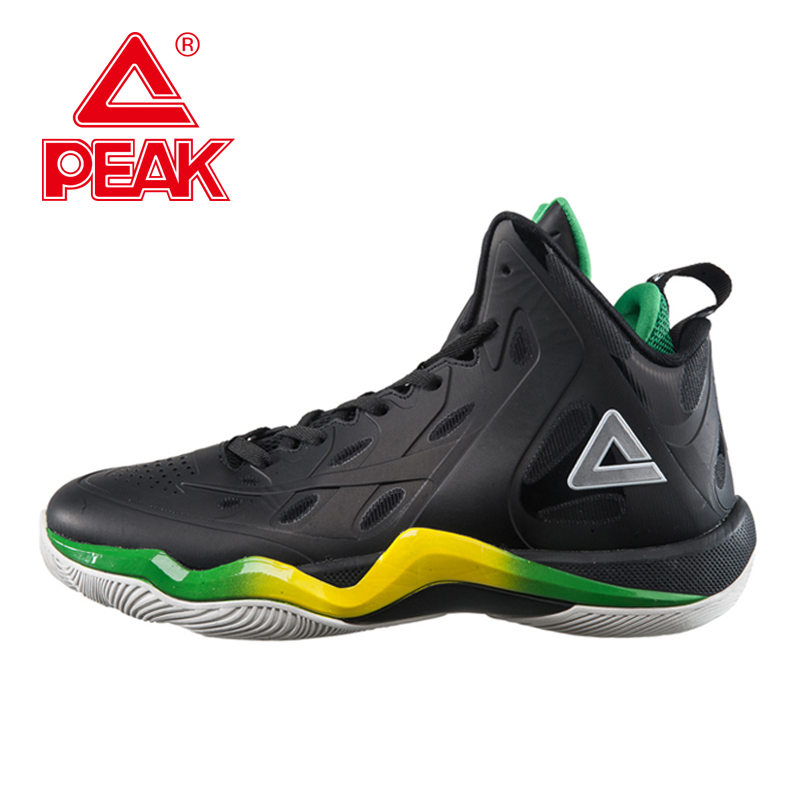 PEAK 2017 Basketball Shoes CHALLLENER II Men Zapatos De Deporte  Hombre Basquet Athletic Boots Breathable Men Designer Sneakers peak sport men outdoor bas basketball shoes medium cut breathable comfortable revolve tech sneakers athletic training boots
