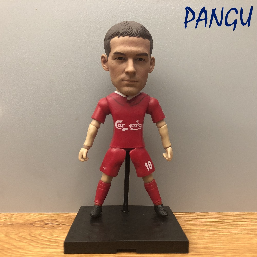 Soccerwe dolls figurine Sports stars OWEN #10 RED delicate Movable joints resin model toy action figure collectible giftSoccerwe dolls figurine Sports stars OWEN #10 RED delicate Movable joints resin model toy action figure collectible gift