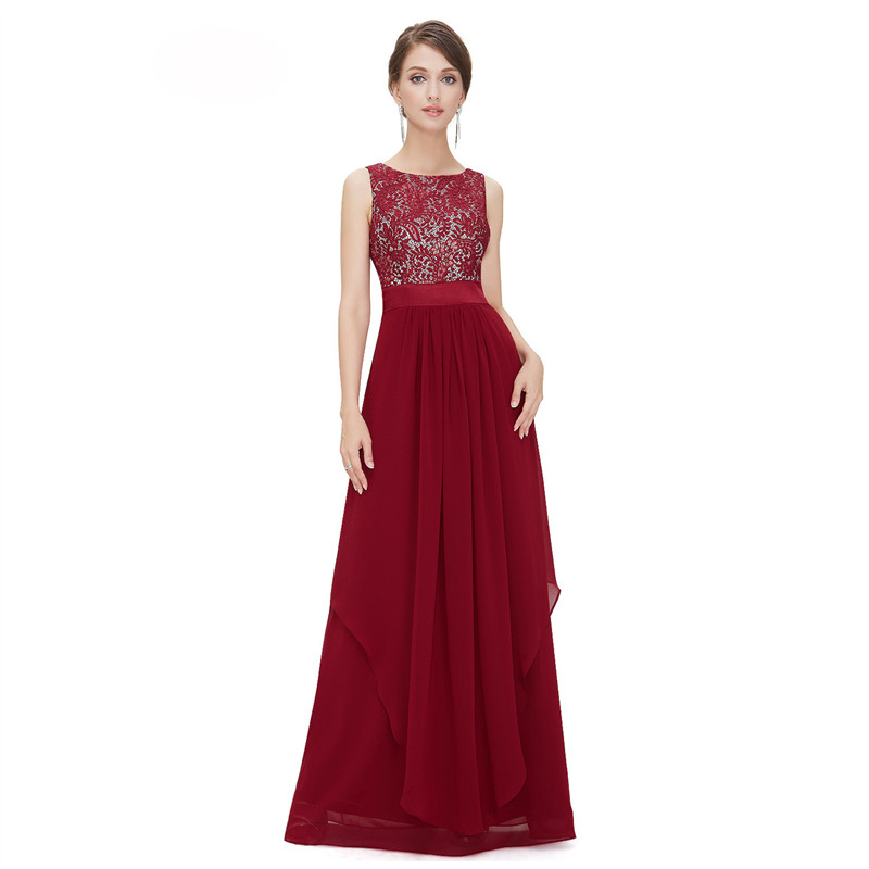 820 Apparel Store Women Dress Summer Europe  American Dinner Suit Women's Elegant Long Sexy  Dresses  Lace Full Dresses  Q1713