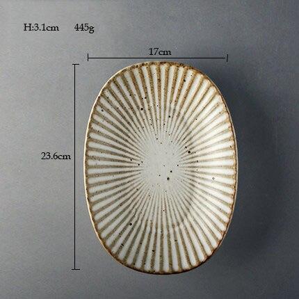 long plate L