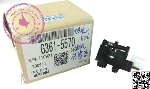 For ricoh AFICIO 2015 2018 Paper Exit Sensor G361-5570 G552-7050 G3615570 G5527050 AFICIO 2015 2016 2018 2020 1610L samsung rs 552 nruasl