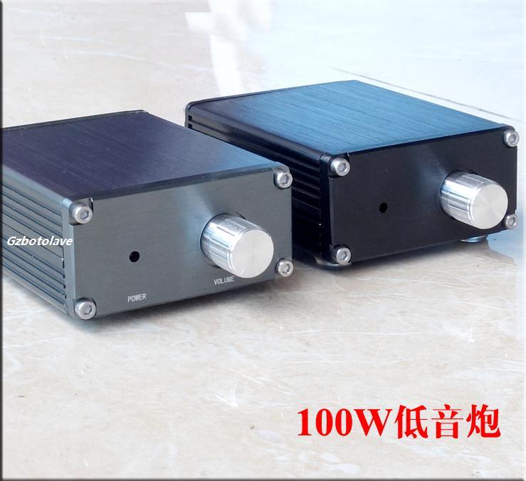 B3 TPA3116D2 Subwoofer Digital-endstufe Mono 100 Watt HiFi AMP Mit power