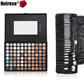 Hotrose 32pcs Makeup Cosmetic Brushes Kit with Full 88 Colors Professional Neutral Warm Eyeshadow Palette Cosmetics Sets