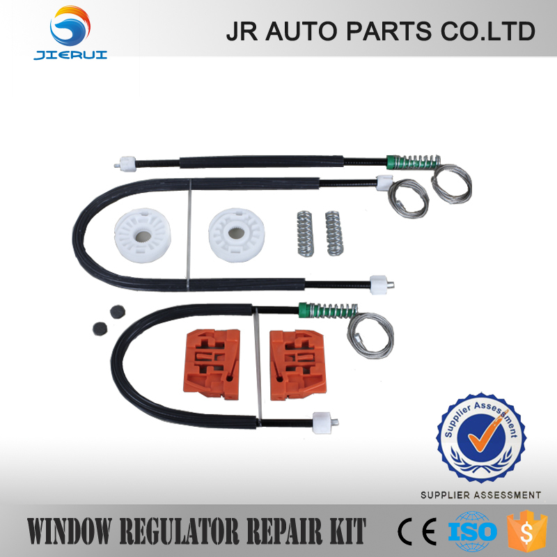 JIERUI CAR PARTS VW TOURAN WINDOW REGULATOR REPAIR KIT FRONT-RIGHT  NEW BRAND SET ,ISO9001 FREE SHIPPING