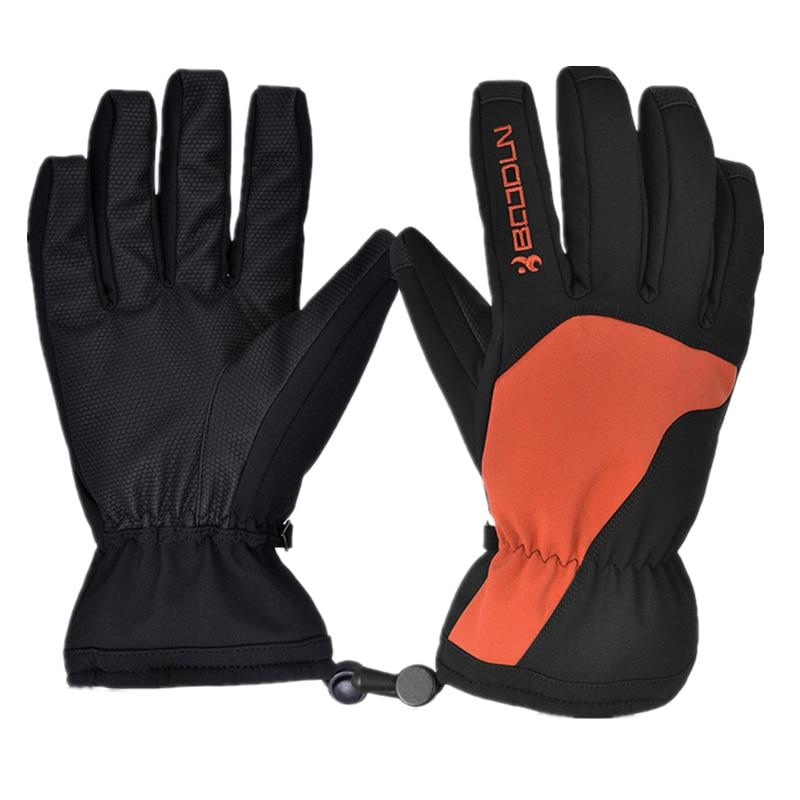 Men Winter Gloves Waterproof Snowboard Glove Motorcycle Gloves Windproof Gants Skiing Sport Gloves Ski Impermeable gants homme