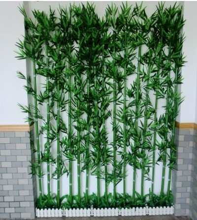 Christmas Home Hotel Decoration High Simulation Plant Artificial Bamboo 1 5meter Free Shipping In Dried Flowers From Garden On