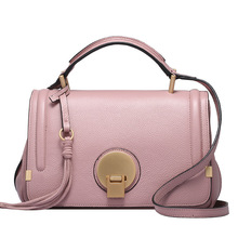 The new leather bag and leather layer in summer thunder Camera Shoulder Bag Laptop Messenger Bag