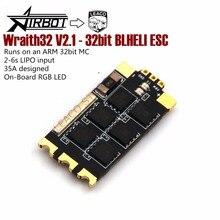 1 piece Wraith32 V2 32bit BLHELI ESC For Professional Player