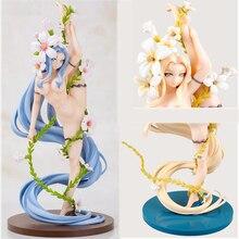 Daiki azul Flor Fada 32 cm Hana no Yousei-san Maria Bernard japonês sexy Anime Figura de Ação DO PVC Brinquedos modelo Coleção