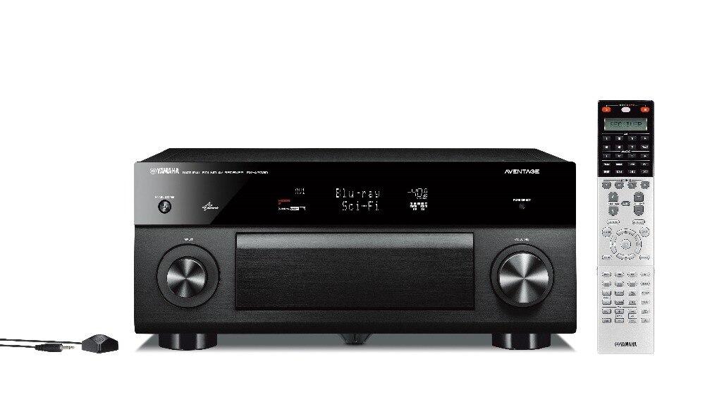 Б/у RAV422 ZF72960 пульт дистанционного управления для Yamaha Природный звук AV Приемник RX A3030 RX A2030 - 4