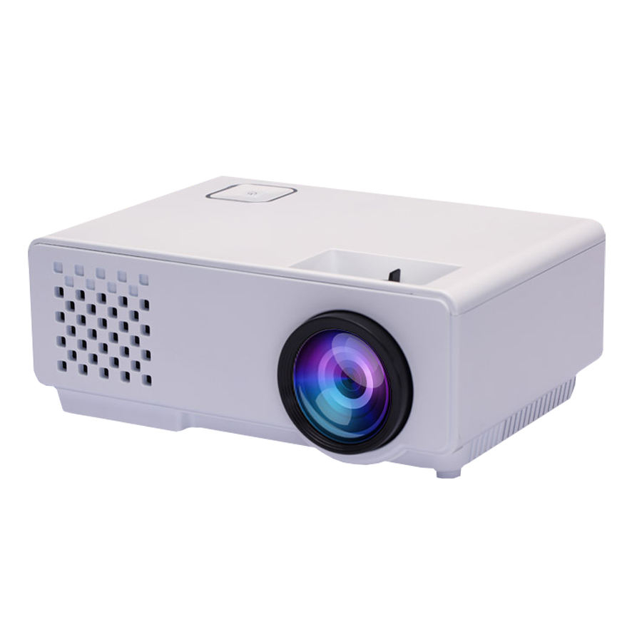 Rd 810 mini portable pico micro led pocket projector home for Small projector for laptop